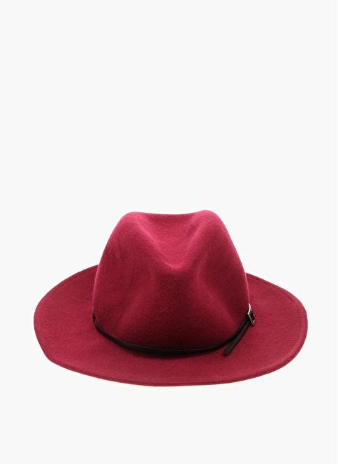 Divarese Şapka Bordo